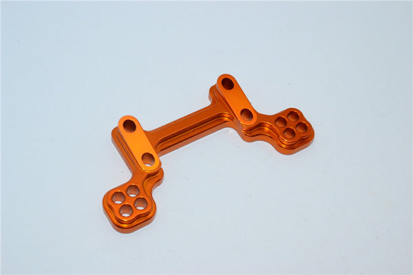Axial EXO Aluminum Rear Shock Tower - 1Pc Orange