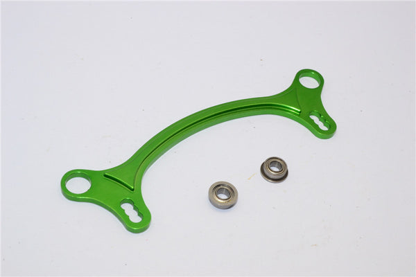 Axial EXO Aluminum Steering Rack - 1Pc Green