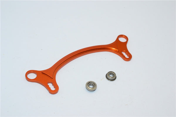 Axial EXO Aluminum Steering Rack - 1Pc Orange