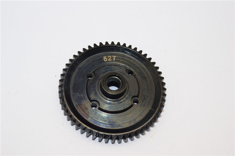 Axial EXO Steel Spur Gear (52T) - 1Pc Black
