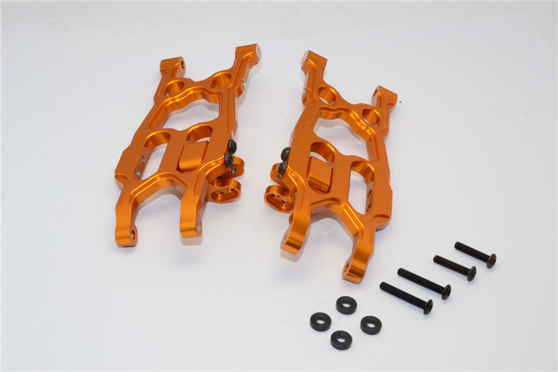Axial EXO Aluminum Rear Lower Arm - 1Pr Set Gold