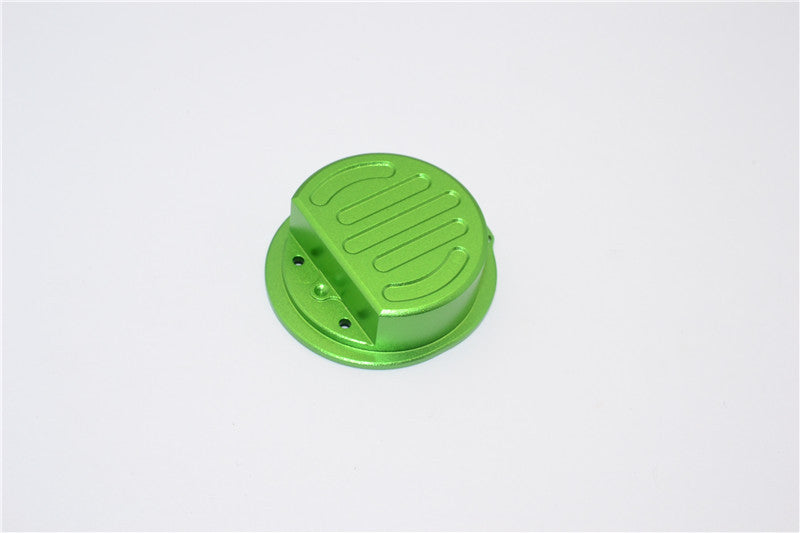 Tamiya Ford F350 High-Lift Aluminum Diff Housing Cover - 1Pc Green