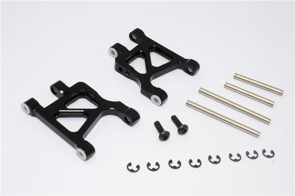 Tamiya GF01 Aluminum Rear Lower Arm - 1Pr Set Black