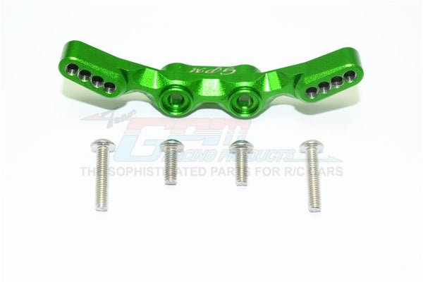 Traxxas Ford GT 4-Tec 2.0 (83056-4) Aluminum Front Shock Tower - 1Pc Set Green