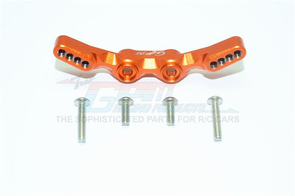 Traxxas Ford GT 4-Tec 2.0 (83056-4) Aluminum Front Shock Tower - 1Pc Set Orange