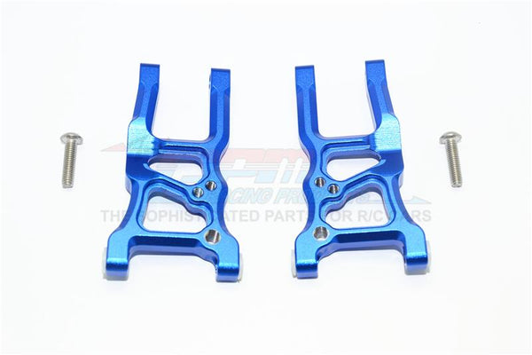 Traxxas Ford GT 4-Tec 2.0 (83056-4) Aluminum Front Suspension Arms - 1Pr Set Blue