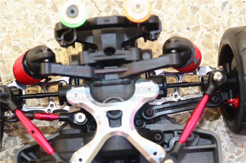 Traxxas Ford Gt   Aluminum Rear Suspension Arms