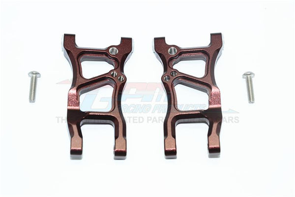 Traxxas Ford GT 4-Tec 2.0 (83056-4) Aluminum Rear Suspension Arms - 1Pr Set Brown