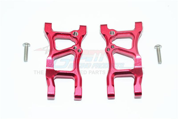 Traxxas Ford GT 4-Tec 2.0 (83056-4) Aluminum Rear Suspension Arms - 1Pr Set Red