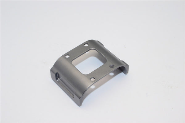 Kyosho Motorcycle NSR500 Aluminum Battery Holder - 1Pc Gray Silver