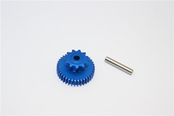 Kyosho Motorcycle NSR500 Aluminum Middle Gear - 1Pc Blue