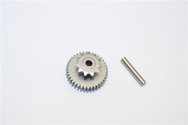 Kyosho Motorcycle NSR500 Kyosho Motorcycle NSR500 Aluminum Middle Gear - 1Pc Gray Silver
