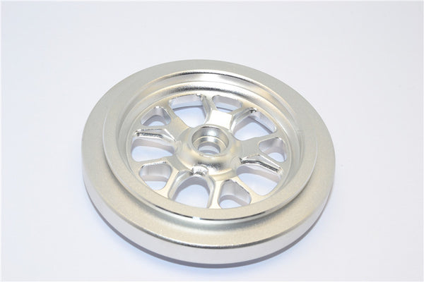 Kyosho Motorcycle NSR500 Aluminum Front Wheel (5 Spoke) - 1Pc Silver