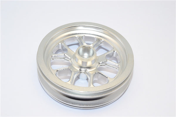 Kyosho Motorcycle NSR500 Aluminum Rear Wheel (5 Spoke) - 1Pc Silver