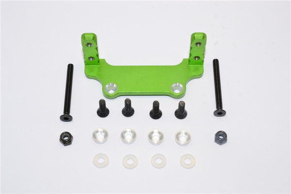 Gmade Komodo Aluminum Servo Mount - 1Pc Set Green
