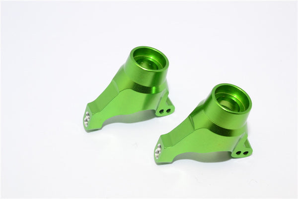 Traxxas LaTrax Rally / SST / Teton Aluminum Rear Knuckle Arm - 1Pr Set Green