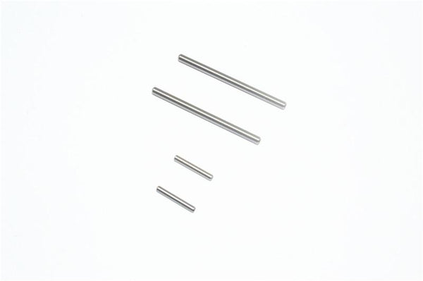 Long Pins For GPM Optional Aluminum Front/Rear Lower Arm Item# LTX055 For Traxxas Latrax Rally - 4Pc Set