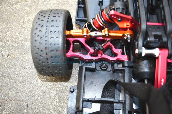 New Arrma Infraction 6s BLX Wide Stance Kit Rear Staggered Typhon Limitless