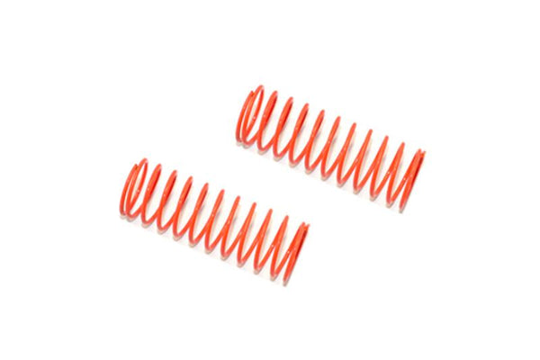 Spare Springs 1.7Mm (Coil Length) For GPM Optional Rear Shocks (115mm) Item# MAG115R - 2Pc Set Orange