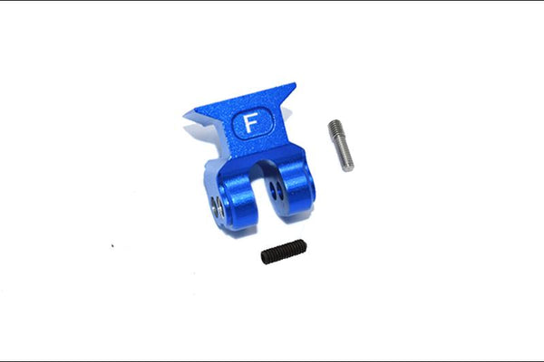 Arrma 1/10 KRATON 4S BLX Aluminum Front Suspension Link Stabilizer - 1Pc Set Blue