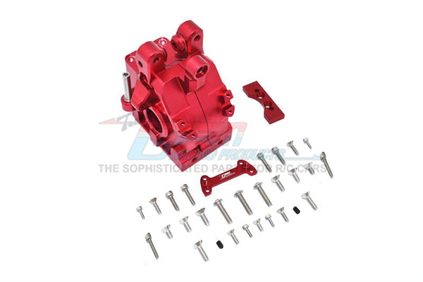 Arrma 1/5 KRATON 8S BLX / OUTCAST 8S BLX Aluminum Rear Gear Box - 1 Set Red