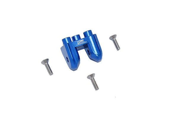 Arrma 1:5 KRATON 8S BLX / 1:5 OUTCAST 8S BLX Aluminum Front Lower Suspension Link Stabilizer - 1Pc Set Blue