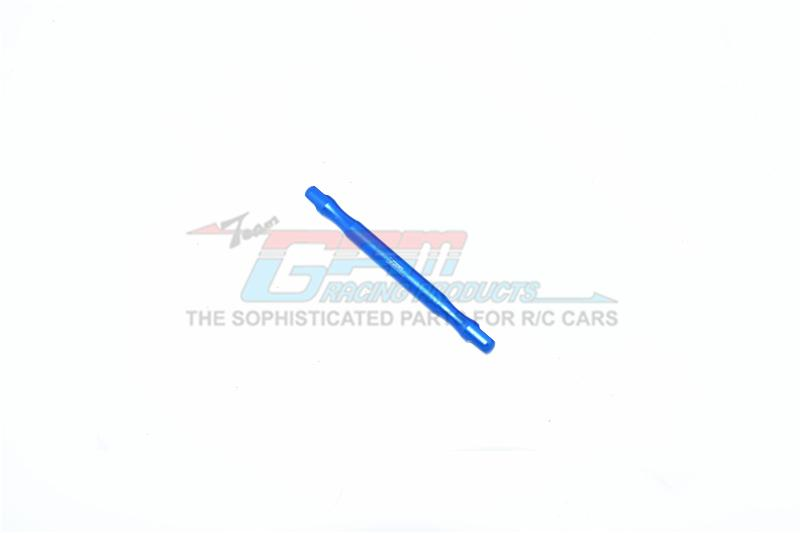 Arrma 1/5 KRATON 8S BLX Monster Truck Aluminum Front Support Brace Bar - 1Pc Blue