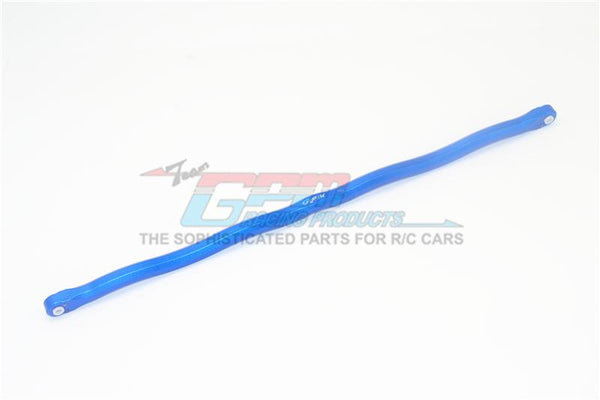Arrma Talion 6S BLX (ARA106048) Aluminum Center Brace Bar - 1Pc Blue
