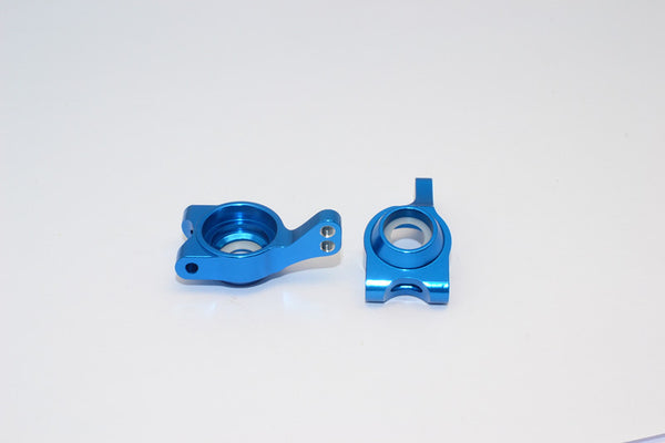 Team Losi Mini 8ight & 8ight-T Rear Knuckle Arm - 1Pr Set Blue