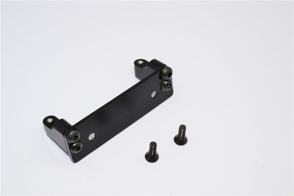 Axial RR10 Bomber Aluminum Servo Mount - 1Pc Set Black