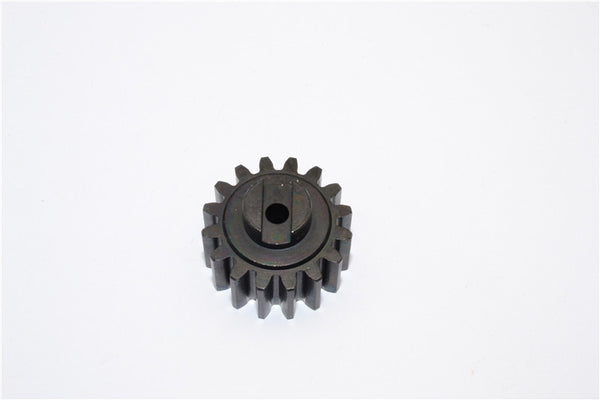 HPI Baja 5B RTR, 5B SS, 5T Steel Pinion Gear (16T) - 1Pc Black