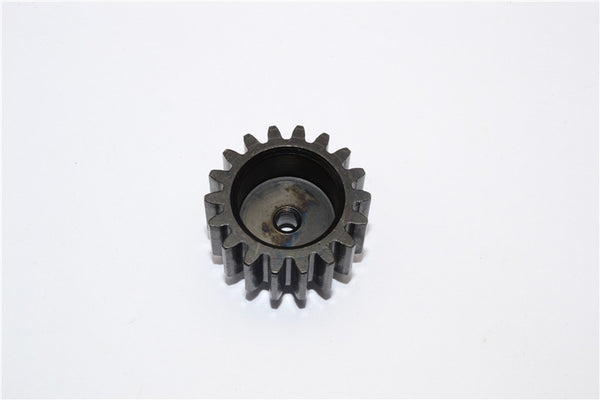 HPI Baja 5B RTR, 5B SS, 5T Steel Pinion Gear (18T) - 1Pc Black