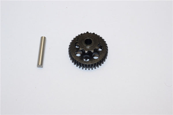 Kyosho Motorcycle NSR500 Steel Middle Gear - 1Pc Black