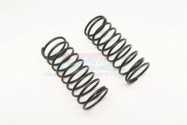 Traxxas Slash 4X4 / Stampede 4X4 VXL / Deegan 38 Fiesta ST Rally Front Shock Spring (Coil Length 1.7mm) - 1Pr Black