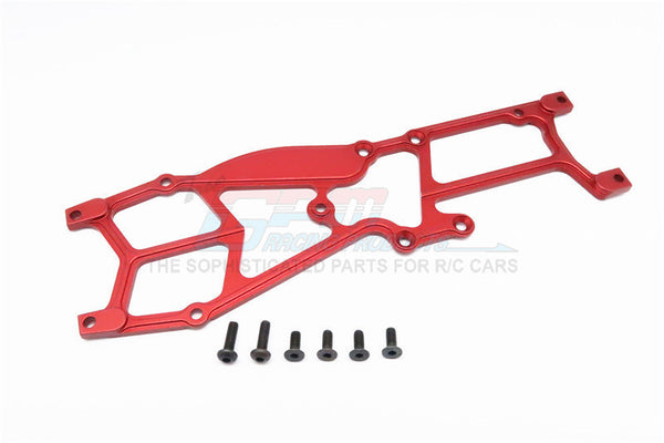 HPI Sprint 2 Aluminum Upper Deck - 1Set Red