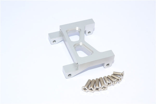 HPI Sprint 2 Aluminum Mount Connecting Main Chassis & Sub-Chassis - 1Pc Silver