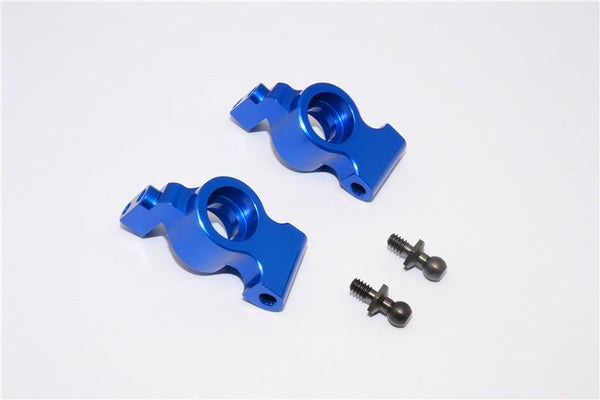 HPI Sprint 2 Aluminum Rear Knuckle Arm - 1Pr Blue