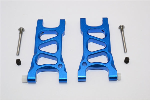HPI Sport 3 Flux Aluminum Rear Suspension Arm - 1Pr Set Blue