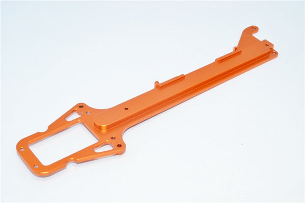 Traxxas LaTrax SST Aluminum Upper Chassis Plate - 1Pc Orange