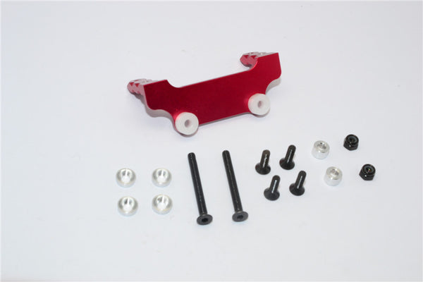 Gmade Sawback Aluminum Servo Mount - 1Pc Set Red