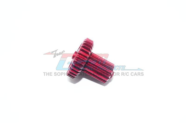 Tamiya T3-01 Dancing Rider Trike Aluminum Countershaft Gear (14T-30T) - 1Pc Red