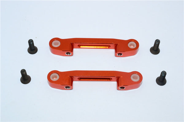 Tamiya TB04 Aluminum Front Arm Bulk - 1 Set Orange