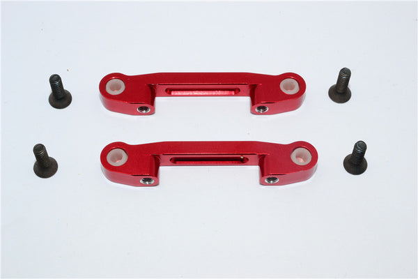 Tamiya TB04 Aluminum Front Arm Bulk - 1 Set Red
