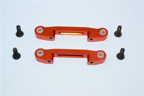 Tamiya TB04 Aluminum Rear Arm Bulk - 1 Set Orange