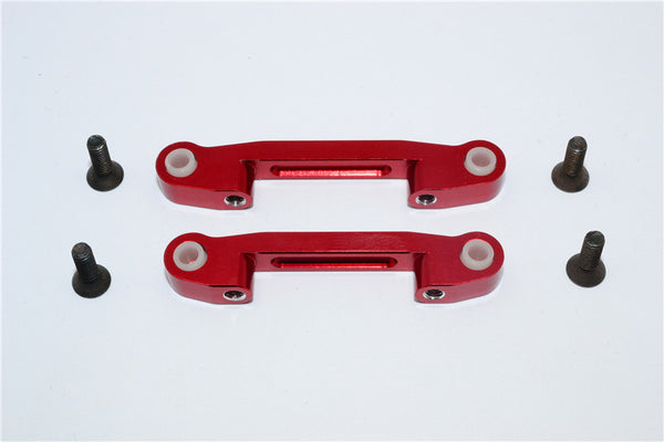 Tamiya TB04 Aluminum Rear Arm Bulk - 1 Set Red