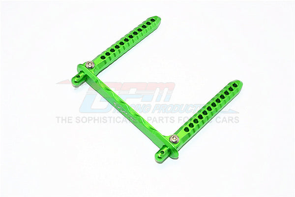 Traxxas Telluride 4X4 Aluminum Front Body Post Mount - 1Pc Green