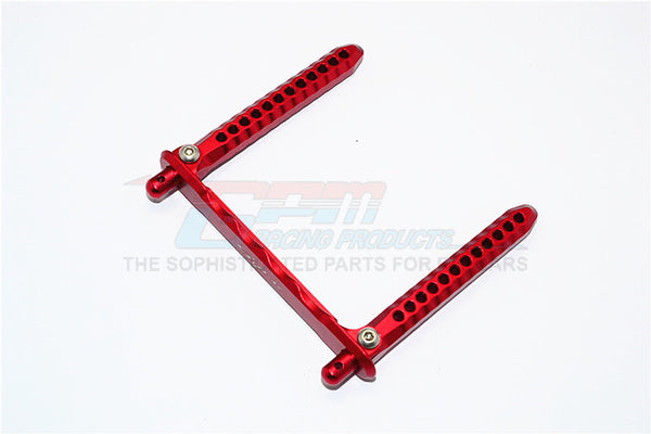 Traxxas Telluride 4X4 Aluminum Front Body Post Mount - 1Pc Red