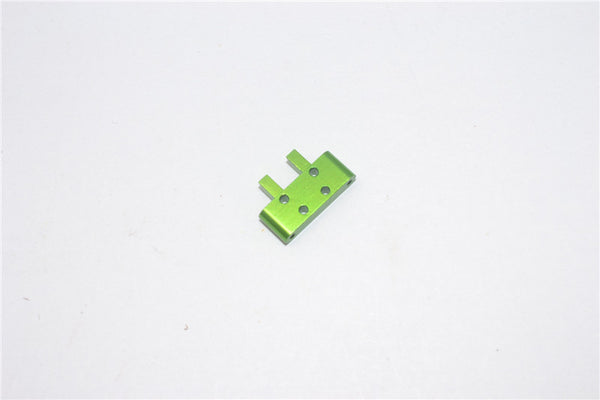 Team Losi Micro T Aluminum Front Arm Bulk - 1Pc Green