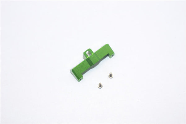 Team Losi Micro T Aluminum Steering Tie Rod With Screws - 1Pc Set Green