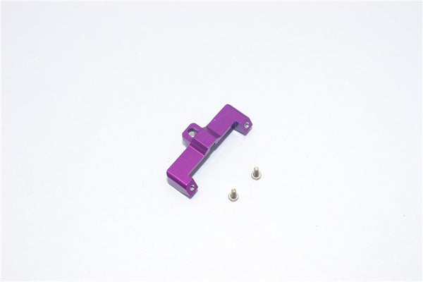 Team Losi Micro T Aluminum Steering Tie Rod With Screws - 1Pc Set Purple